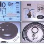 Curatenie  - Instalatii gpl - 01 00 817 1 0 1 -  IAG Tomasetto 6 cil, 1 reductor TSR, rezervor toridal  200/42 l Stako ARTIC
